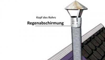 Вентиляционная труба