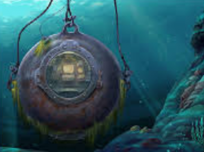 Bathysphere cable
