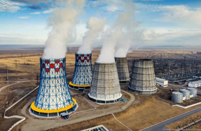 «Принцип вынесения» для теплоэлектроцентрали