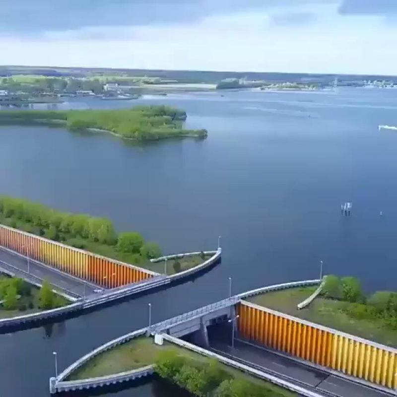 Принцип «Наоборот» на примере моста
