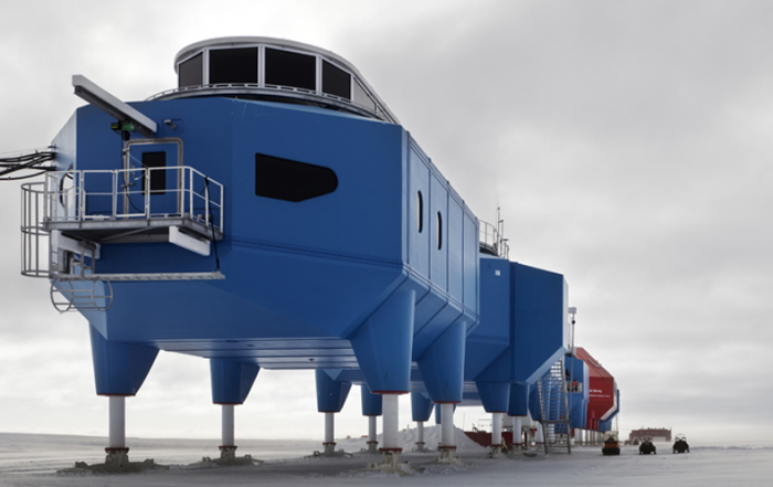 «Принцип динамичности» для полярной станции